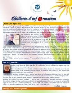 Bulletin d'info_Avril 2015